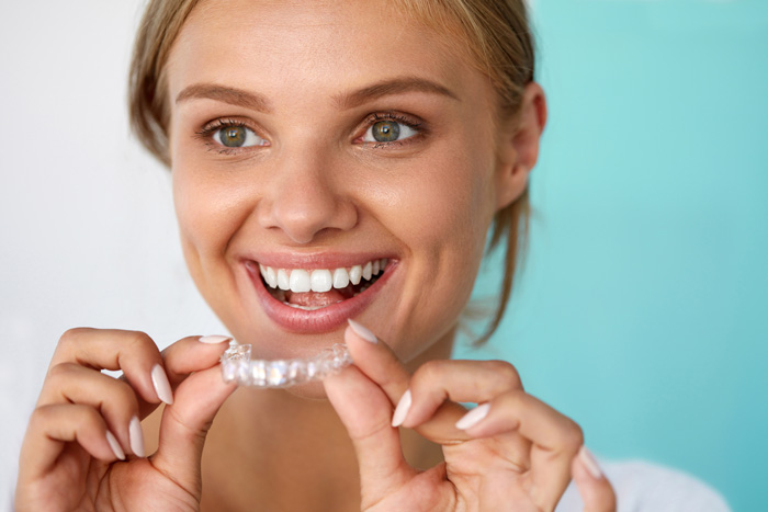 Invisalign braces with Veronica Mueller at Gentle Creek Dental