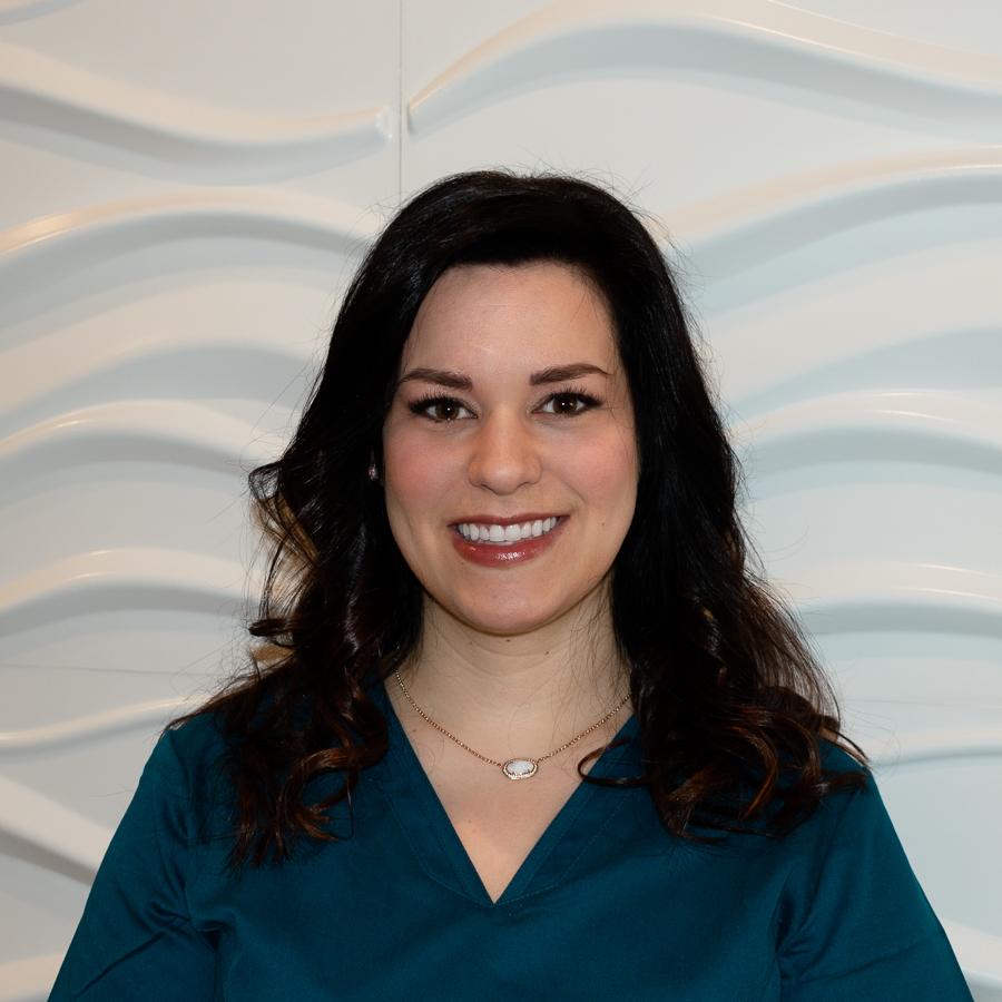 Christina Lane dental assistant